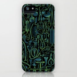 Medical Condition VINTAGE FRANKENSTEIN / Take two of these and call me in the morning iPhone Case