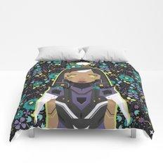 Mechaqueen Comforters