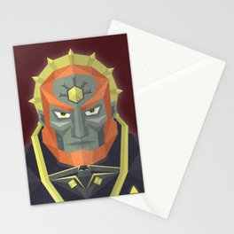The King of Darkness Stationery Cards