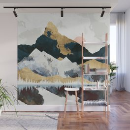Winters Day Wall Mural