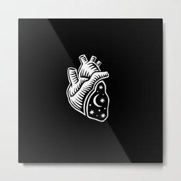 Stars in my heart Metal Print