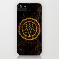 Occultist Union Local 666    019 Slim Case iPhone (5, 5s)