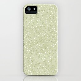 floral theme iPhone Case