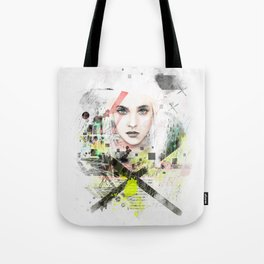 FASHION ILLUSTRATION 6 Tote Bag