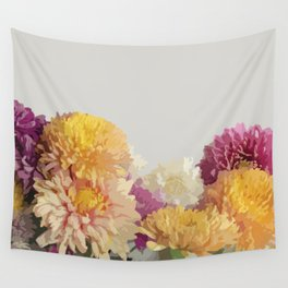 Mums the Word Wall Tapestry