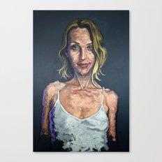 Self Assured Canvas Print