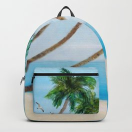 Palm Trees 2 Backpack