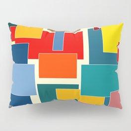 Van Doesburg No. 2 Pillow Sham