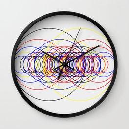 Circle Splendor 8.4 Wall Clock