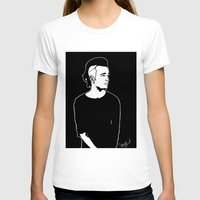 matty healy T-shirts featuring Matty. by Spazy Art