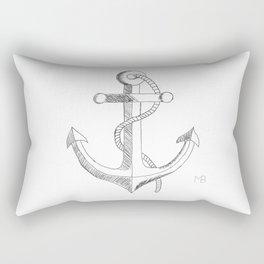 Ancre de bateau Rectangular Pillow