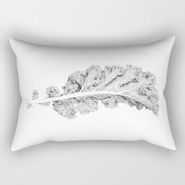 Kale Rectangular Pillow