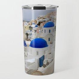 Oia Santorini Travel Mug