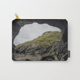 Merlins cove tintagel Carry-All Pouch