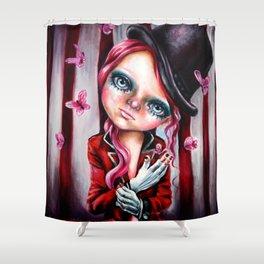 A kind of magic Shower Curtain