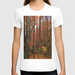 Sometimes the Trees Scream T-shirt