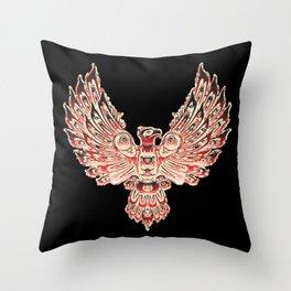 Thunderbird Throw Pillow