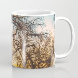 Illuminated New Mexican Trail Coffee Mug