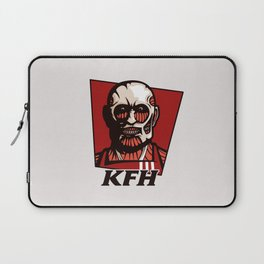 Kentucky Fried Human Laptop Sleeve