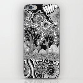 Doodle iPhone Skin