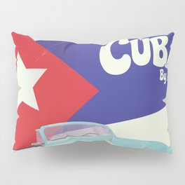 Cuba by Air Pillow Sham