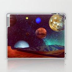 Speed of Light. Laptop & iPad Skin