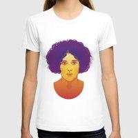 lana T-shirts featuring Lana by Esther Cerga