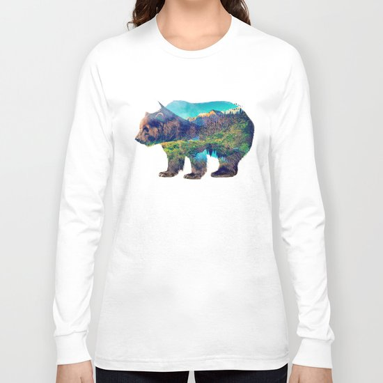 Nature Giant Long Sleeve T-shirt
