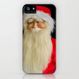 Santa iPhone Case