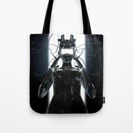 CYBERCRIME Tote Bag