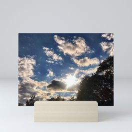 Heaven Sent Mini Art Print