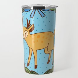 Baby deer Travel Mug