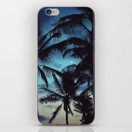 Honolulu Moon iPhone Skin