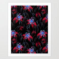 Leilani 002 Art Print