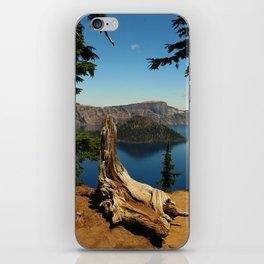 Carter Lake Serenity iPhone Skin