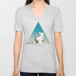 Guardian of the Plains Unisex V-Neck