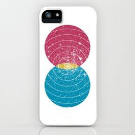 Stars Collide  iPhone Case