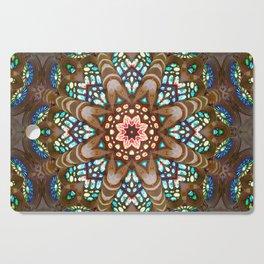 Sagrada Familia - Vitral 1 Cutting Board
