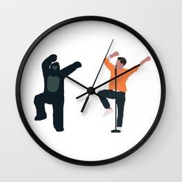 Occidentali's Karma Wall Clock