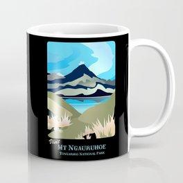 Tama Lakes Magic Coffee Mug
