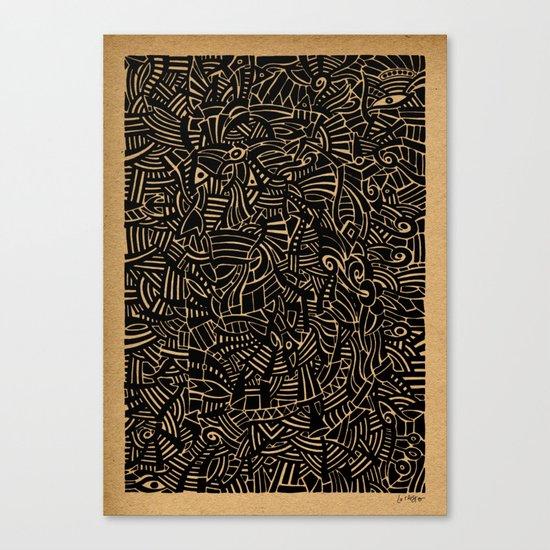 - 1992 - Canvas Print