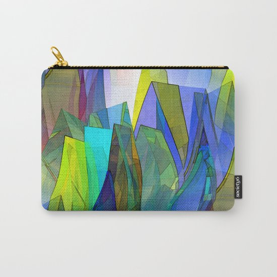 towel full of colors -8- Carry-All Pouch