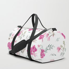Pink pattern Duffle Bag