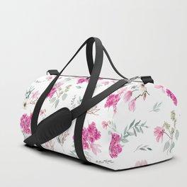 Pink pattern Duffle Bag