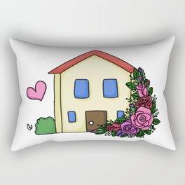 Feels Like Coming Home Rectangular Pillow