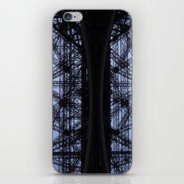 Eiffel Tower - Detail iPhone Skin
