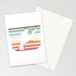 Taekwondo Vintage Retro Martial Artists Judo Karate Fighters Gift Stationery Cards