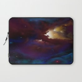 Bat Nebula  Laptop Sleeve
