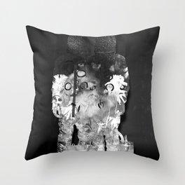 Hollywoodland 02 Throw Pillow