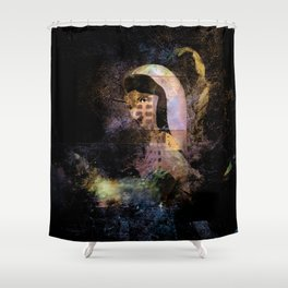 JEZEBEL-6-4-Abstract Shower Curtain